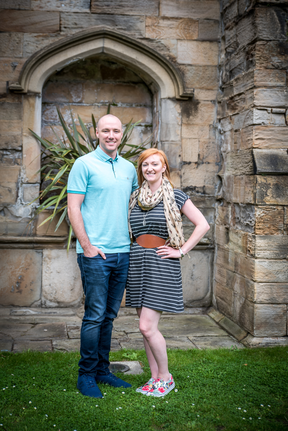 Pre Wedding Shhoot Durham Castle taken by Northumberland Photographer capturedmomentsweddingphotography.co.uk