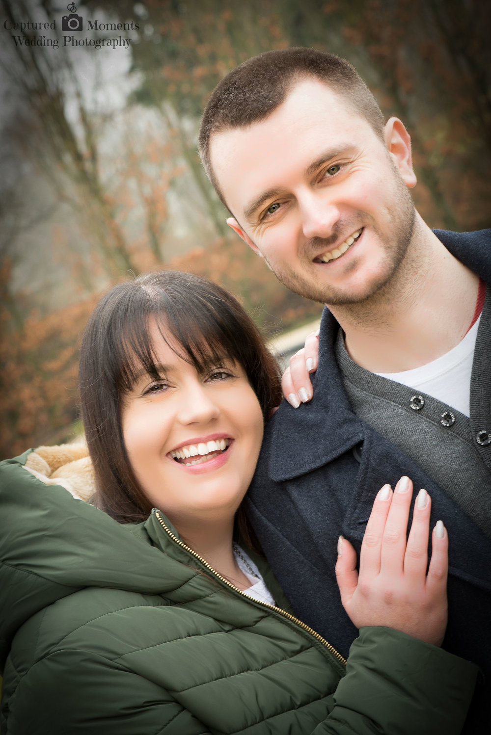 pre wedding shoot with couple at alnwick gardens