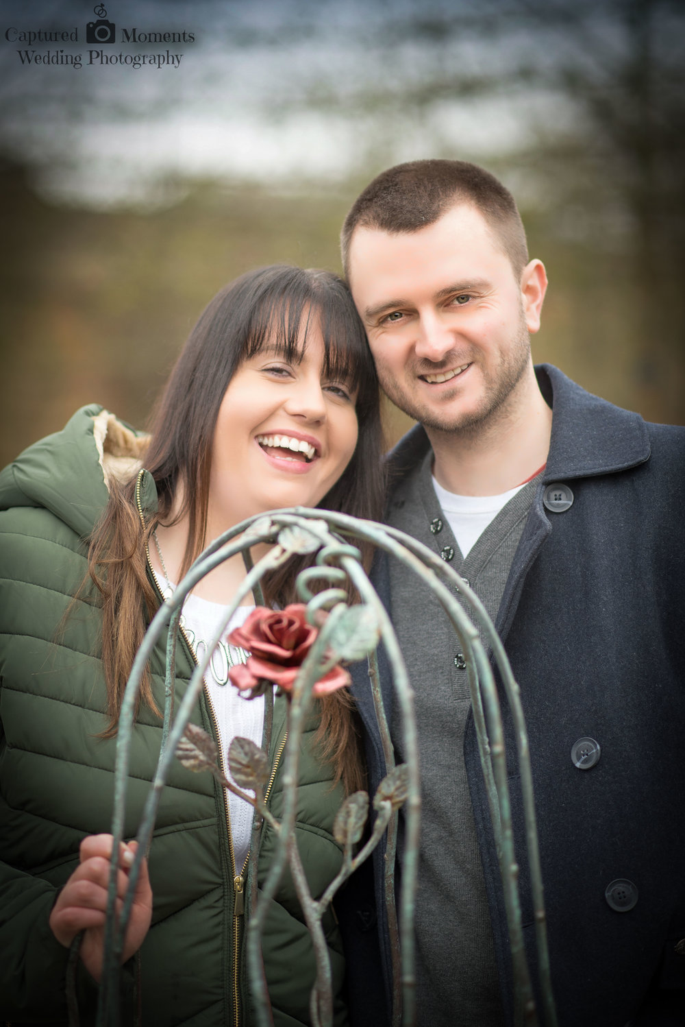alnwick gardens free pre wedding shoot