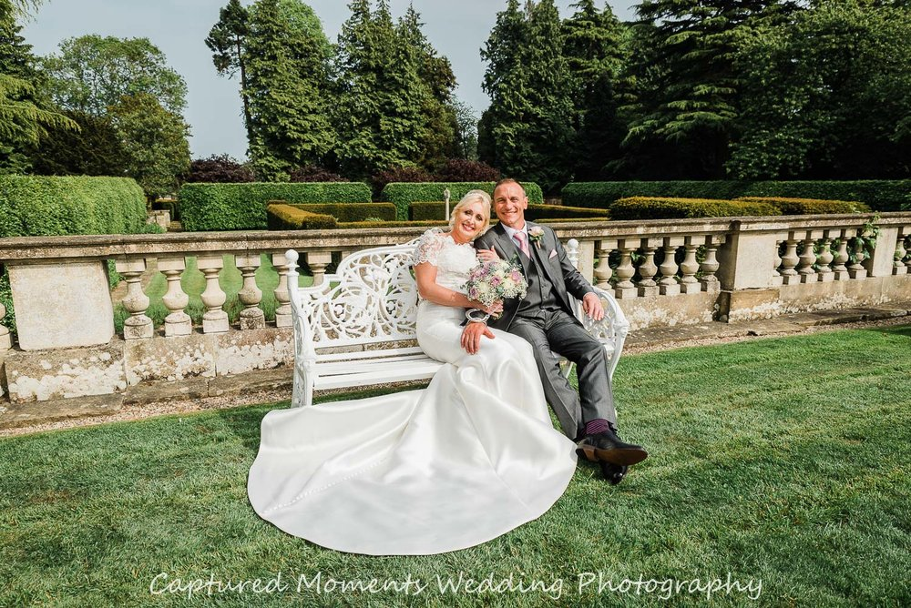 Doxford Hall Wedding Northumberland