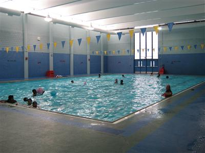 Hennigan Community Center pool