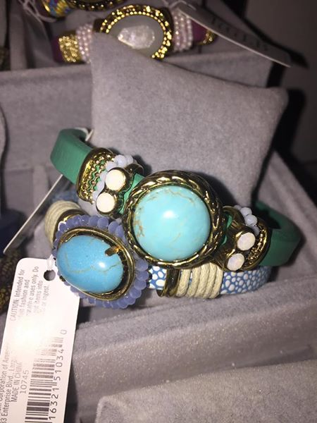 Laura Janelle bracelets - Newest spring friend! Comes in many colors, magnetic closure$16