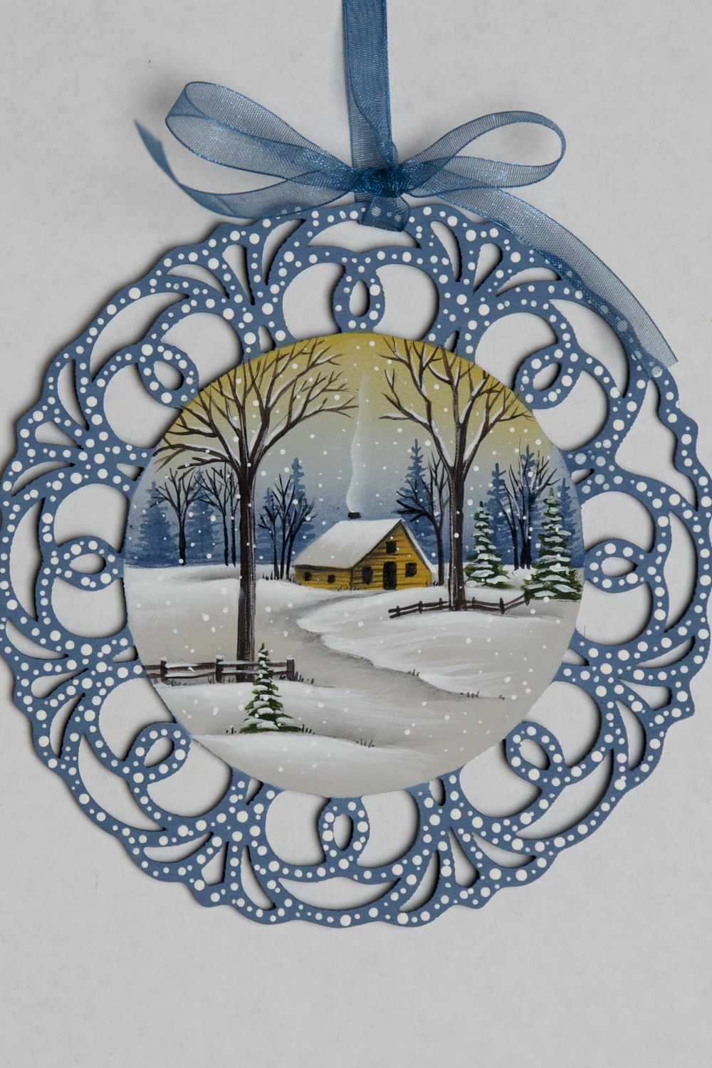 21. Snowy Winter Ornament.jpg