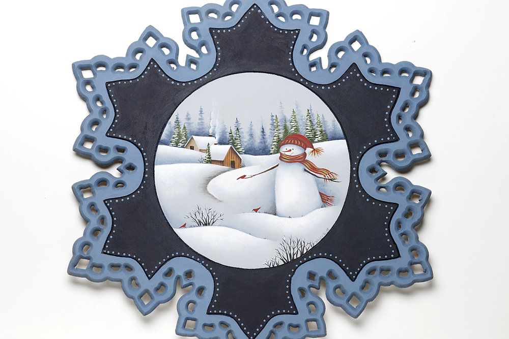 happy snowman snowflake photo4x6.jpg
