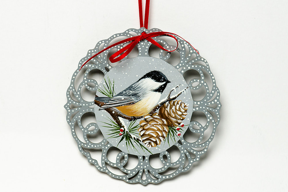 Snowy Chickadee - Sunday, October 8th @ 8am - 10am