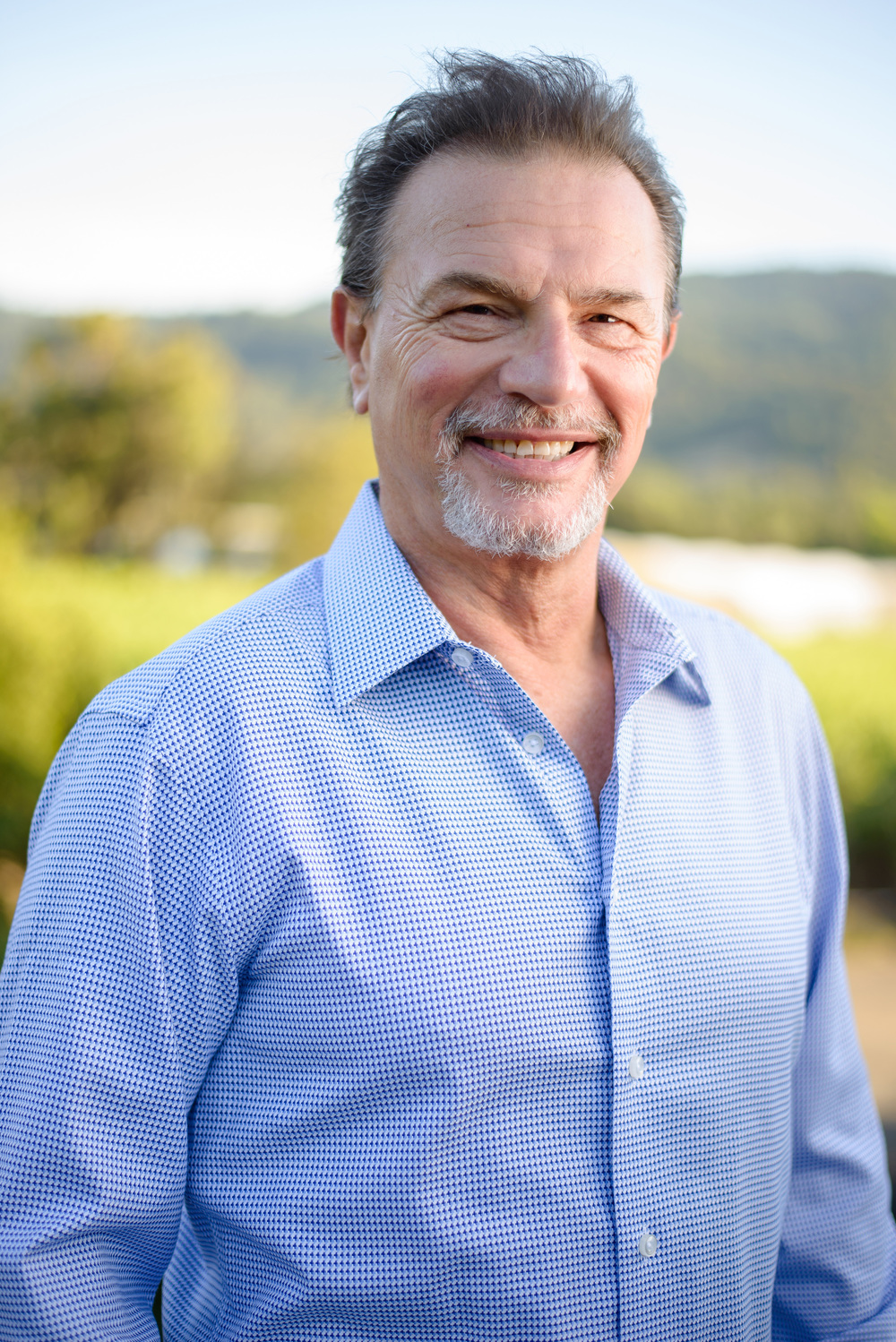 Tibor Fischl, CEO of Goji Farms USA