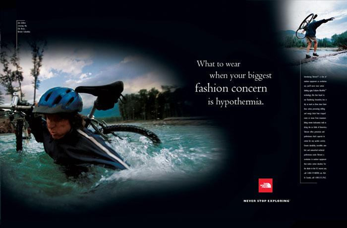 Print Spread Ad Campaign