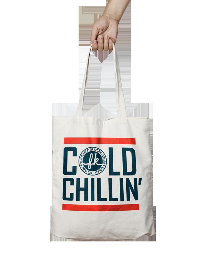 COLD CHILLIN tote.png