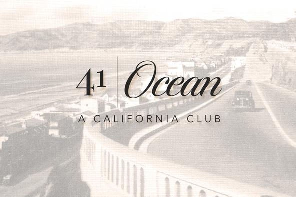 Original 41 Ocean Branding