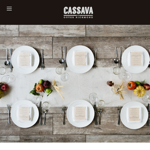 A new website for Cassava
