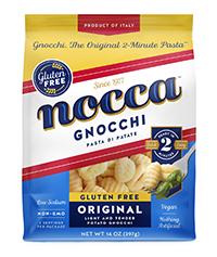 Nocca Gluten Free Gnocchi