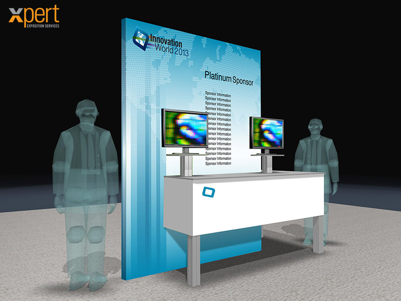 Easy to use, interactive displays can efficiently demonstrate the best of your product or services.