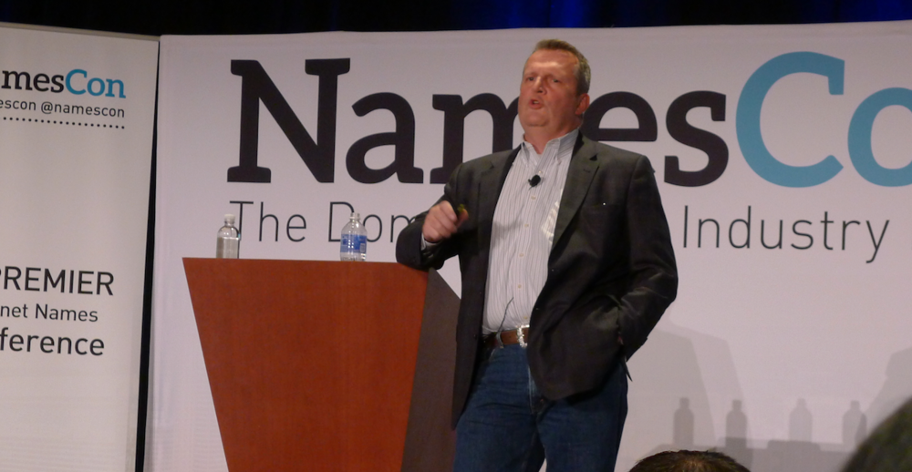 Pat Kane takes the pulse of .com and .net at NamesCon 2016