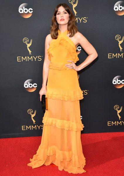 Mandy Moore in Tangerine