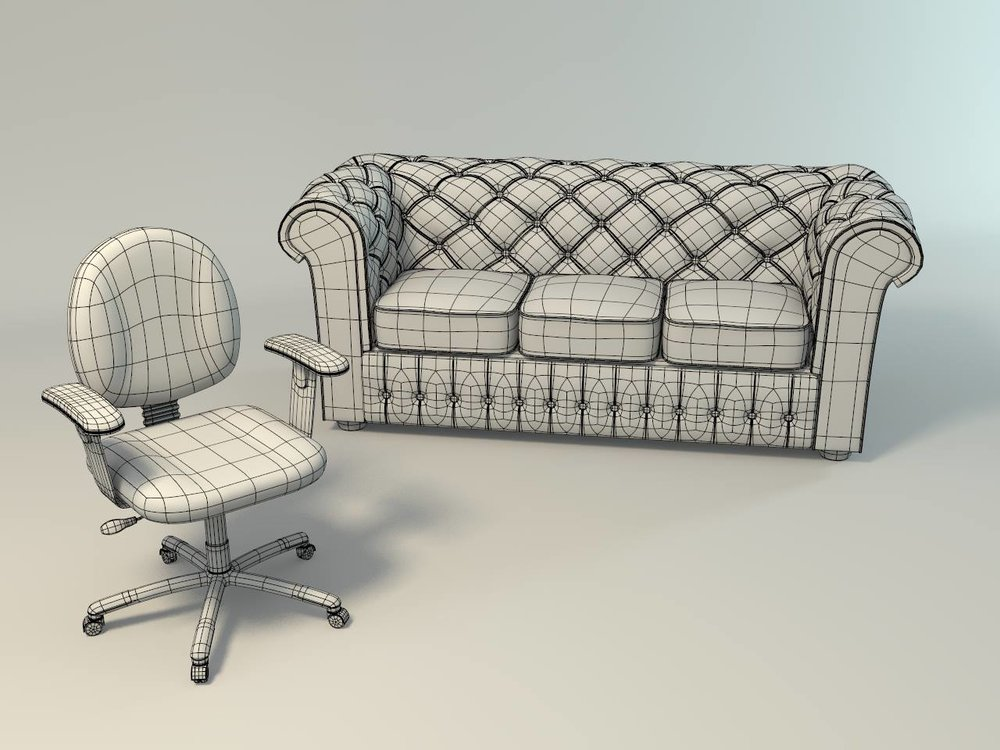 LWCAD furniture Assets