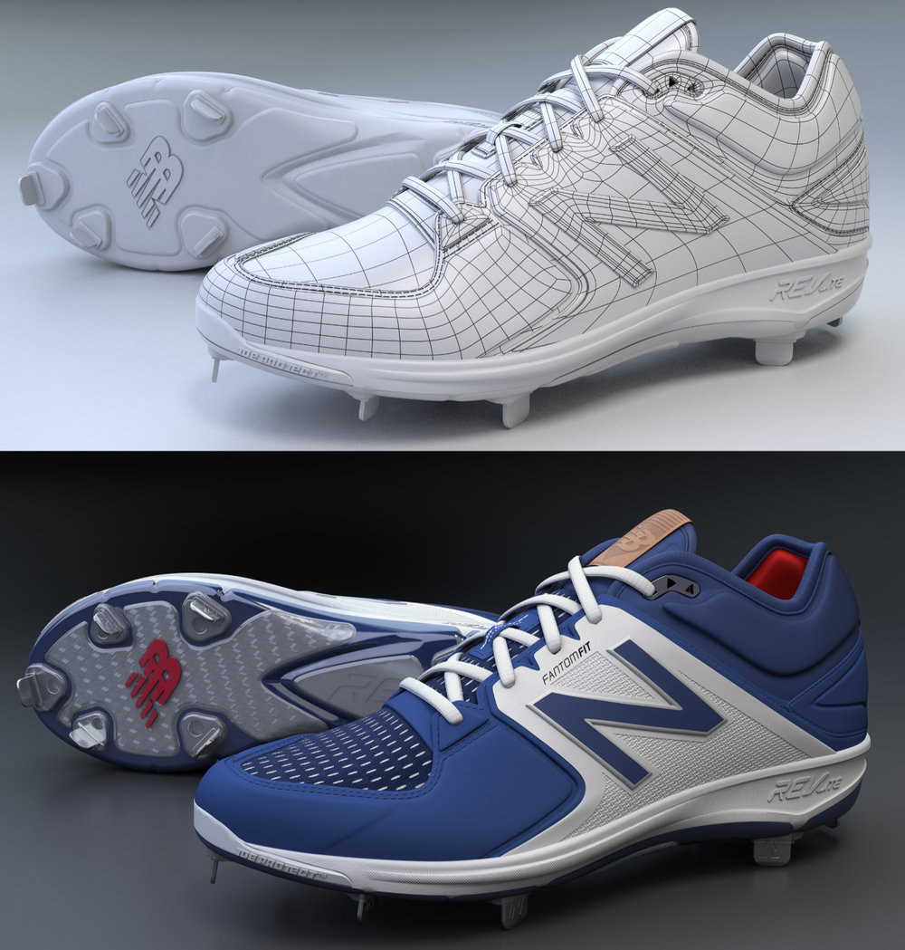 New Balance Cleat- 3000v3