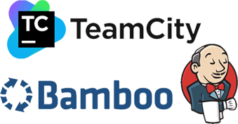 Our build and regression test automation works great with your continuous integration tools like TeamCity, Jenkins and Bamboo.