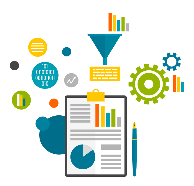 Operational reports cover A/R reporting, billing, customer enrolment and customer care functions. We can give you access to all of your data. With an optional  upgrade to zbi  we can also provide advanced reporting and analysis including rich graphical dashboards.