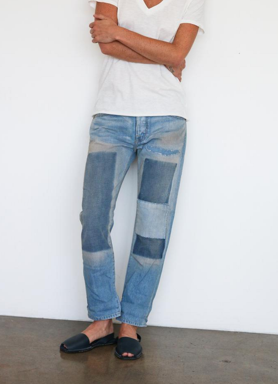 NSF BECK JEANS   The perfect boyfriend jean.