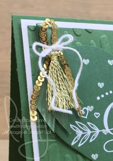 Golden Green Ribbons.JPG