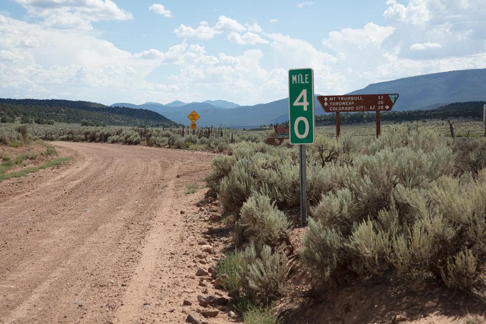 Road to Toroweep