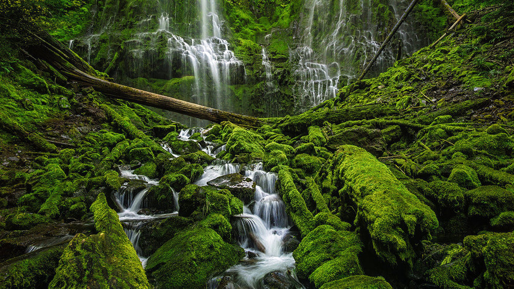 Oregon & Washington - The Pacific northwest is an outdoor enthusiasts dream - with stunning waterfalls, endless hiking trails, snow capped volcanos, the Columbia Gorge and hundreds of miles of coastline featuring sea stacks, lighthouses and beaches.