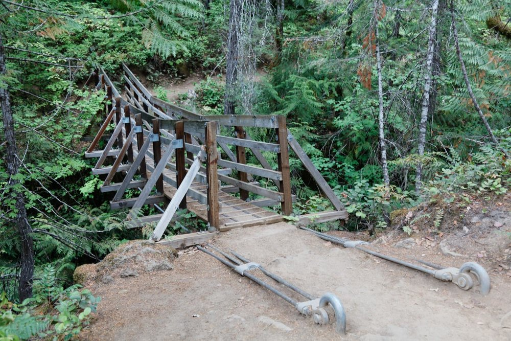 1st bridge