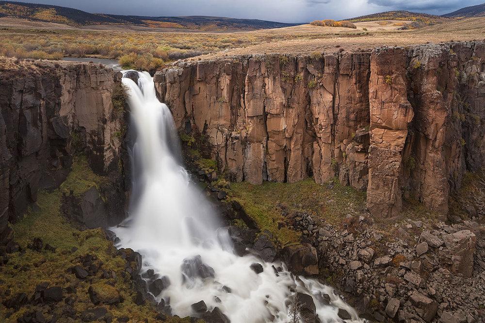 North Creek Falls -