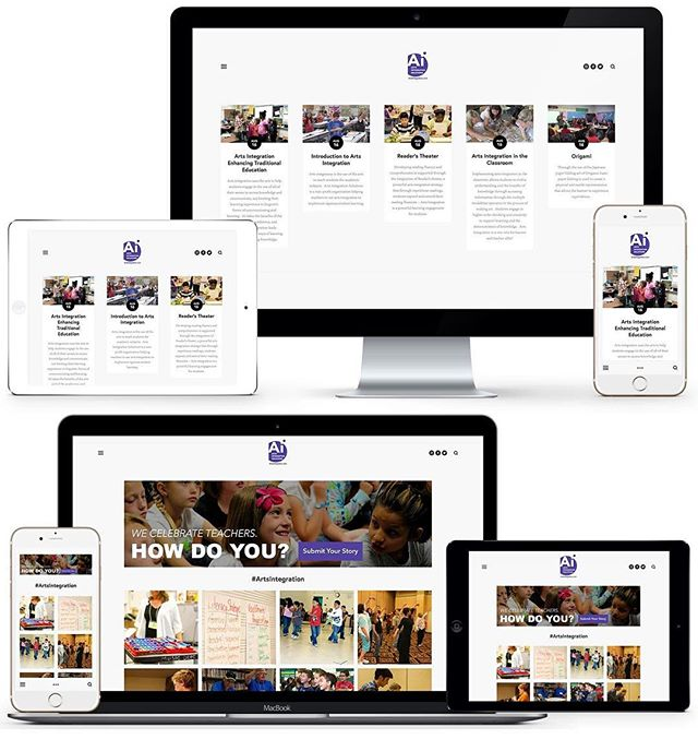 We are very excited to announce the highly anticipated launch of our BRAND NEW website! Head over to ArtsIntegration.com to check out new layout, new content, and a fun opportunity to share some of your own lesson plans and experiences. We appreciate all of your support and are excited to take one step closer to equip classroom teachers to use the arts, arts integration and Embody Learning to engage students fully in the joy of gaining new knowledge. #ArtsIntegration #artslearning #artsinfusion #learning #integration #creativelearning #creativeeducation #education #embodiment #embodylearning #learningandthearts #artsintegrationsolutions #innovation #innovatedlearning #pedagogy #teachingpractice