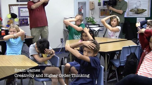 New video alert! Head over to the artsintegration.com to watch this video: Art, Creation and Higher Order Thinking go hand in hand.  Arts integration, used in the classroom to build literacy comprehension through drama and music, using visual art to understand and explore persuasive writing, and mathematical and geometric brain games to embody concepts, leads to deeper understanding and creative problem solving – life long skills benefiting all students.  #ArtsIntegration #artslearning #artsinfusion #learning #integration #creativelearning #creativeeducation #education #embodiment #embodylearning #learningandthearts #artsintegrationsolutions #innovation #innovatedlearning #pedagogy #teachingpractice
