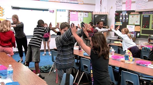 Head on over to the new artsintegration.com website to check out today's new video! In this video, you will see students engaged in arts integration and embodiment, taking on their own directed expression of learning by demonstrating knowledge through movement. http://www.artsintegration.com/ho…/students-using-strategies #ArtsIntegration #artslearning #artsinfusion #learning #integration #creativelearning #creativeeducation #education #embodiment #embodylearning #learningandthearts #artsintegrationsolutions #innovation #innovatedlearning #pedagogy #teachingpractice