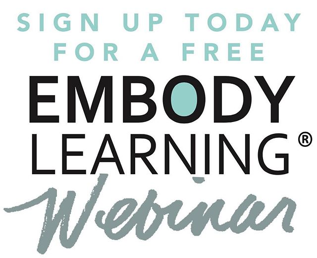 Just a reminder that we still have spaces available for our three FREE webinars on Embody Learning! Check out our website to get more information, see dates, and sign up for free.  We will be discussing how to more effectively engage students in math, English, science, and the arts, along with all subjects that provide the foundation for a lifelong passion for learning.  We will also be taking your questions, so come ready to learn! Sign up today and reserve your spot! http://www.artsintegration.com/webinar/ #FreeWebinar #Teachers #STEMLearning #Education #STEMTeaching #TeachersLearning #ArtsIntegration #artslearning #artsinfusion #learning #integration #creativelearning #creativeeducation #education #embodiment #embodylearning #learningandthearts #artsintegrationsolutions #innovation #innovatedlearning #pedagogy #teachingpractice