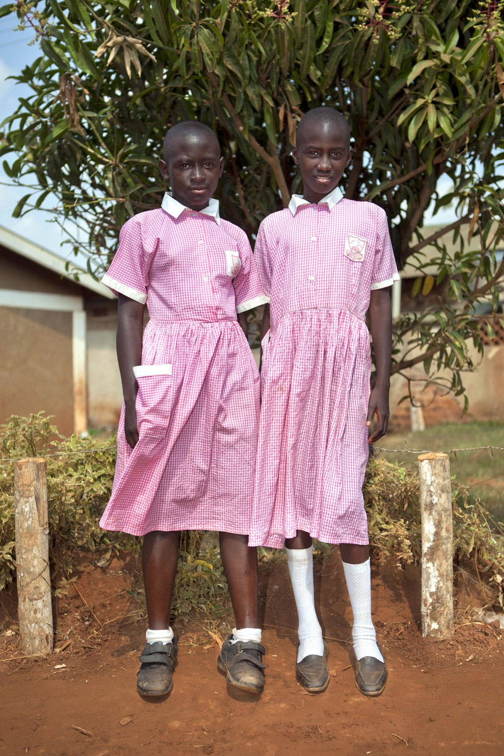 Twins in pink dresses CC sm.jpg