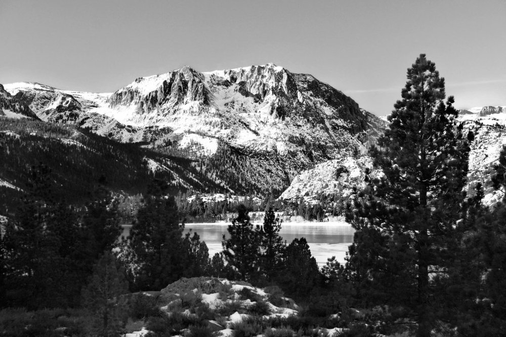 Carson Peak. June Lake, CA