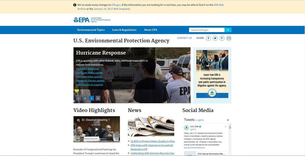 Federal EPA