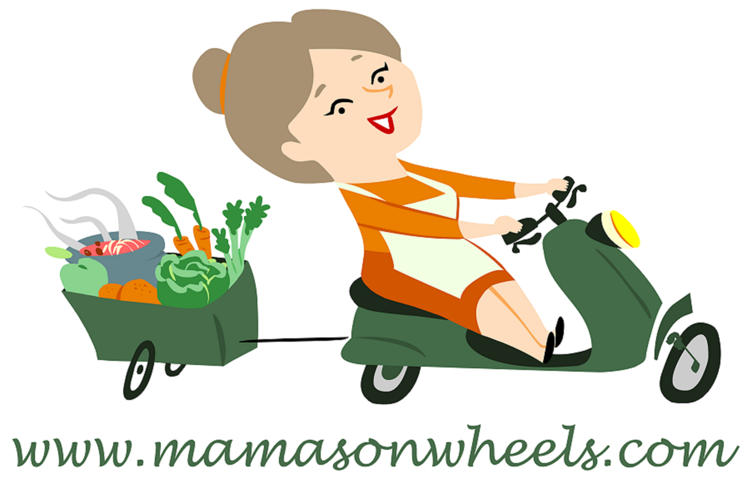MAMA's ON WHEELS