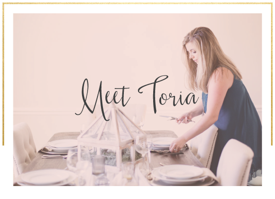 Meet Toria || Petals & Lace Event Planning and Design || Cincinnati, Ohio