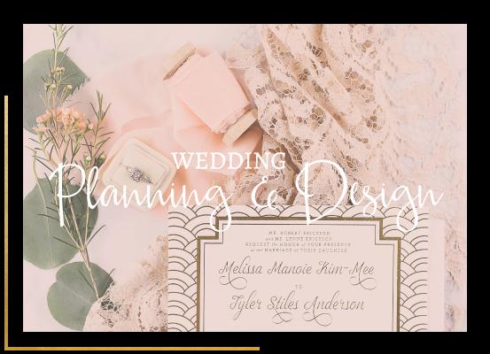 Wedding Planning & Design || Petals & Lace || Cincinnati, Ohio