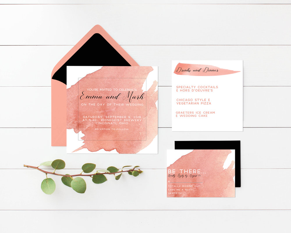 Petals & Lace Event Planning & Design — The Details of Calligraphy ...