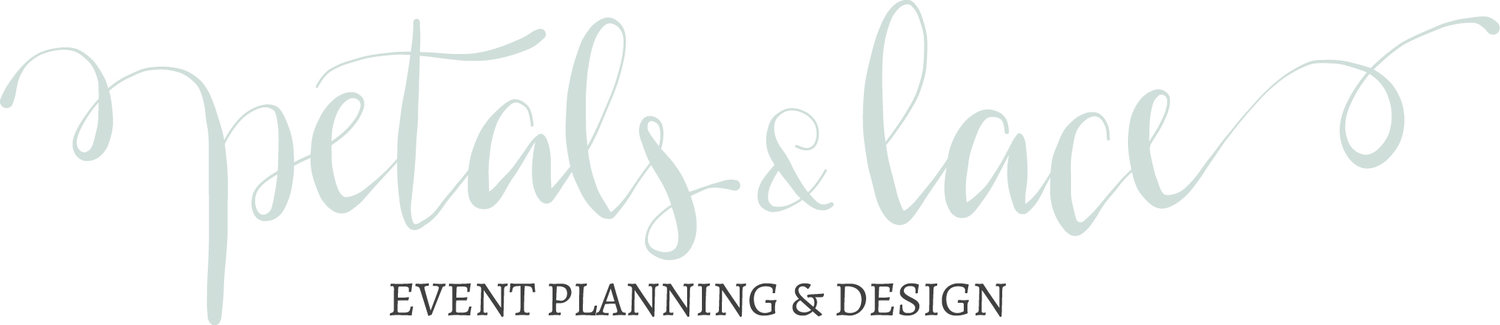 Petals & Lace Event Planning & Design