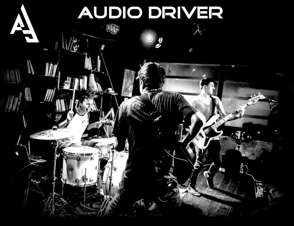 AUDIO DRIVER   SAMEDI 14 JUILLET - LA CALHUTTE