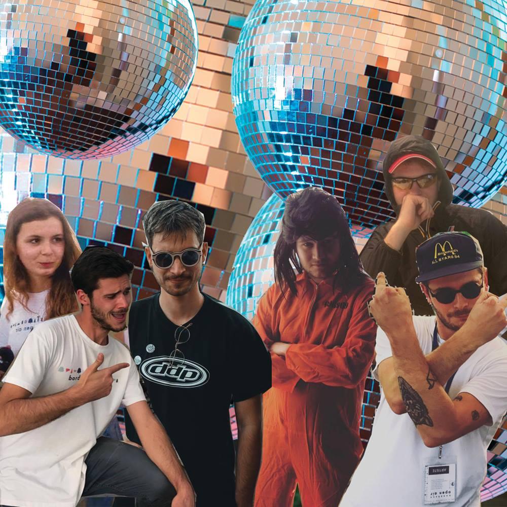 À  L'EAU DJ'S   SAMEDI 14 JUILLET - LE FRANCE 1 BAR DE LA MER