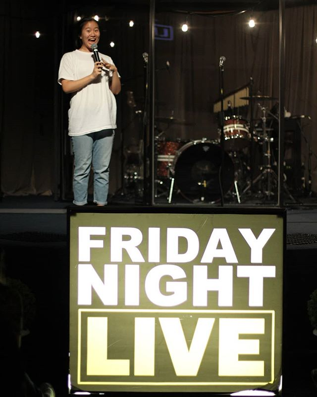 Hey O2! Don't forget that tonight is the first FNL of the year. Don't miss it! See you guys at 8! 😁