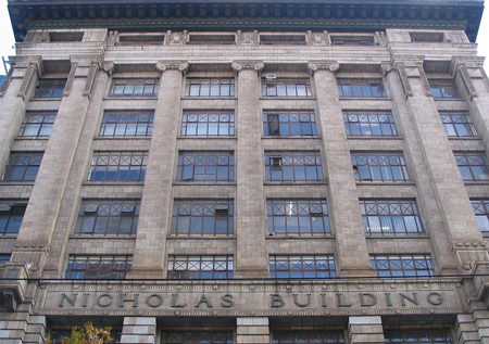 Nicholas Building, Swanston Street Melbourne
