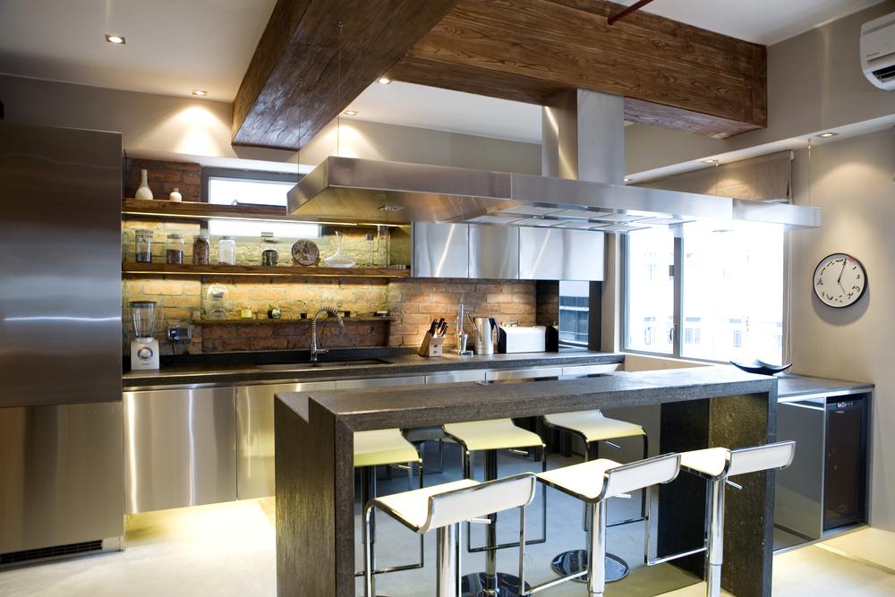 Provest holdings limited for New york loft kitchen design