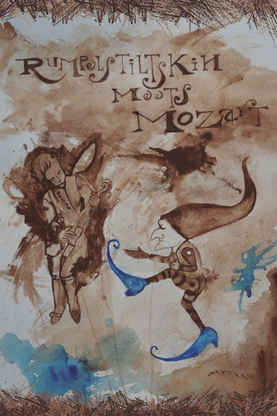 Rumpelstiltskin Meets Mozart
