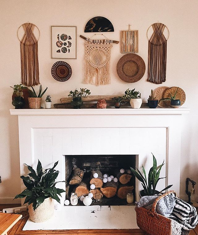 Finally put up my finds from the @eastsideflea! @balsam_and_vine @katybiele BTW, I'll be bringing these macrame beauties there this weekend once again! 💃🏻