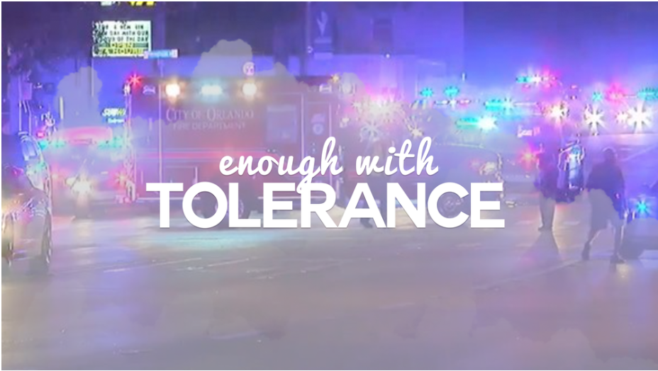 Tolerance, Love, Action