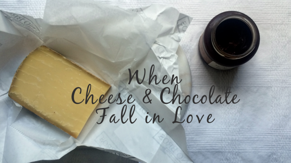 Jen Wise / Recipe / Cheese and Chocolate