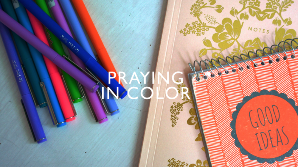 Jen Wise // Praying in Color // Whole Faith